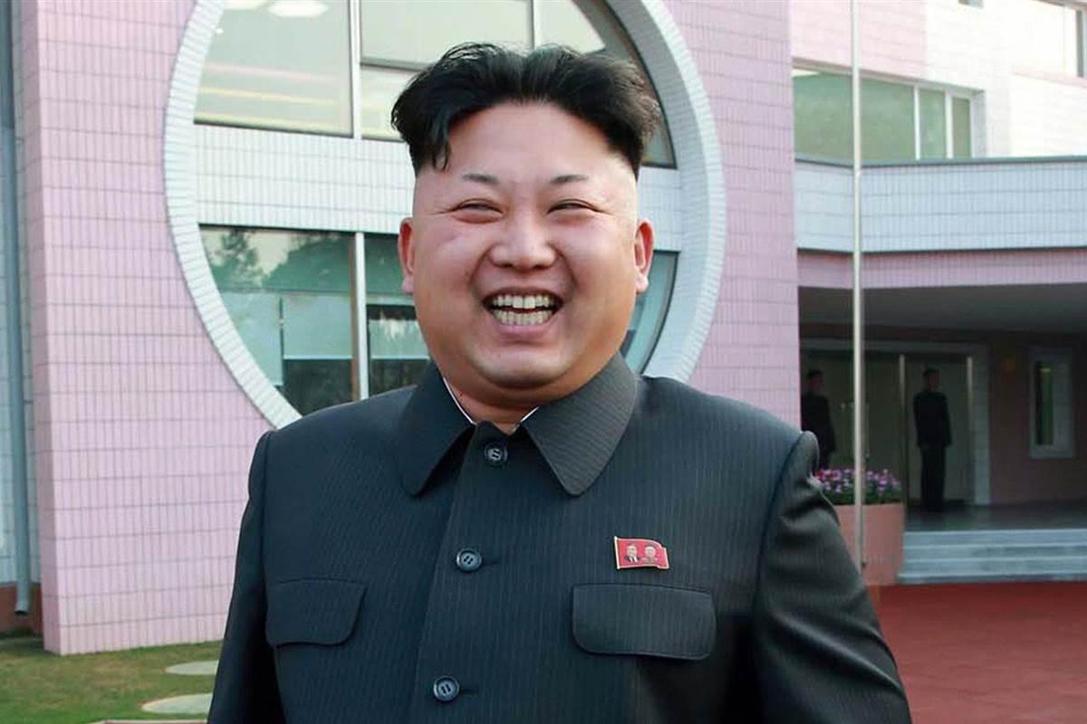 Resultado de imagem para kim jong-un