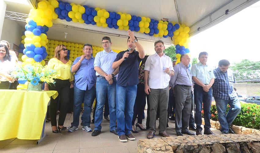 Tião Caroço desiste do PP e filia-se ao PSDB