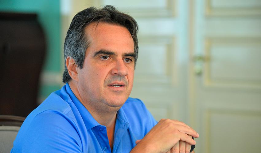 PF cumpre mandado de busca e apreensão no gabinete de Ciro Nogueira