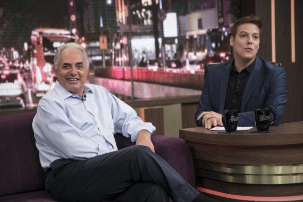 'Papo de segunda' estreia nova formação nesta segunda-feira (5)