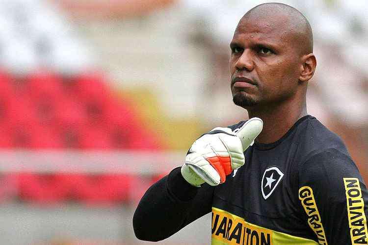e813f408f5 Botafogo prepara festa de despedida para Jefferson - Esporte ...