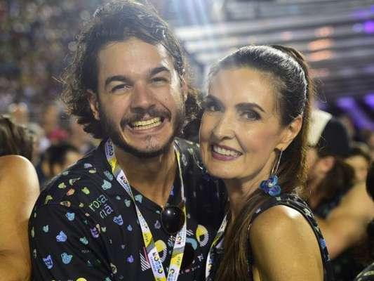 Túlio Gadelha fala sobre relacionamento com Fátima Bernardes