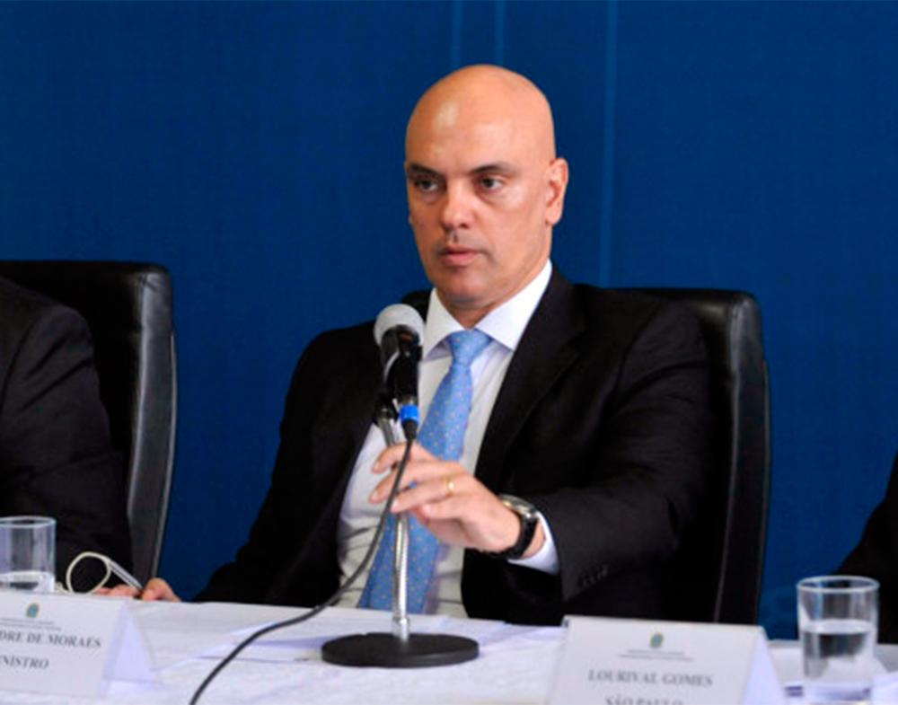 Expectativa para nomeação do ministro Alexandre de Moraes para o STF