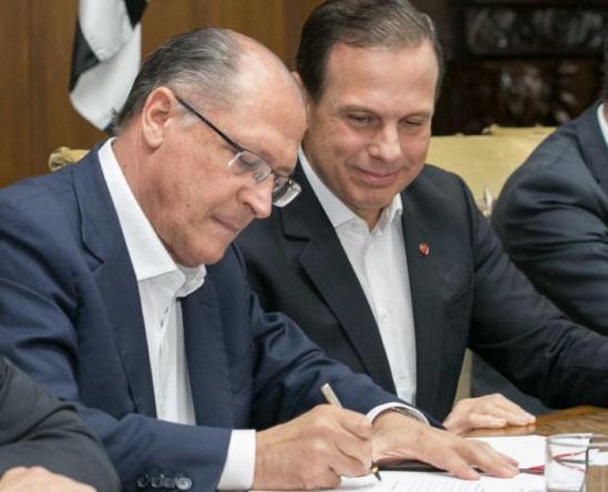 Vice de Alckmin: 'o problema do Doria é não cumprir a palavra'