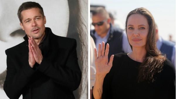 Jolie rejeita oferta de 80 milhões para assinar divórcio de Brad Pitt