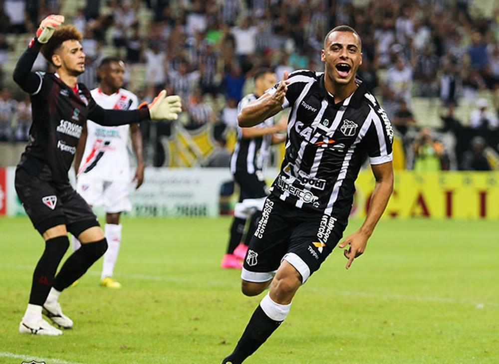 Atlético-MG, Grêmio e Cruzeiro querem contratar Arthur, do Ceará