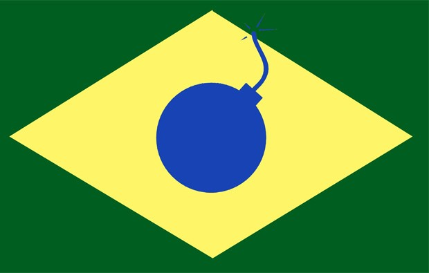 Hans Donner quer mudar a bandeira brasileira