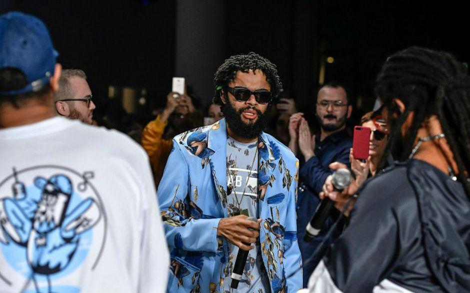 Rapper negro é barrado em evento da própria marca no SPFW — Racismo