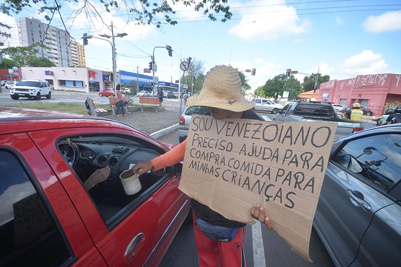 Resultado de imagem para venezuelanos em teresina