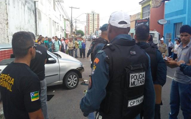Cantora paraibana morre em acidente de carro no Sergipe