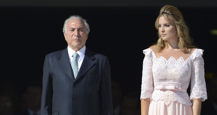 primeira dame do brasil