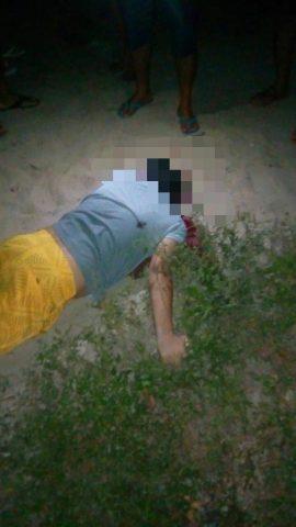 Foto:Reprodução: Homem é baleado e perde a vida em Piripiri
