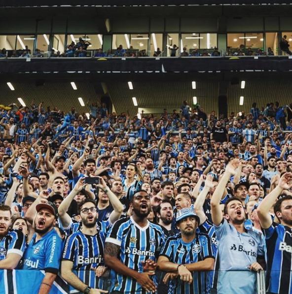 Grêmio entra em colapso no fim e leva virada do River 4d3d88cd7ec8a