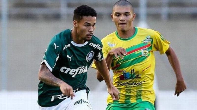 A mobilização por parte do Palmeiras ocorreu ainda durante o jogo 245803ebd5d50
