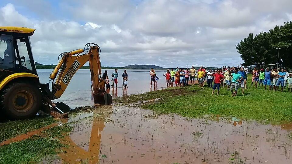 Prefeitura emite alerta de risco de rompimento da Barragem do Bezerro