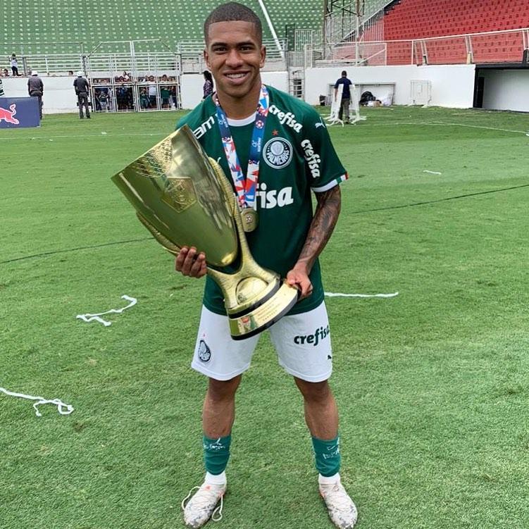 Palmeiras Inicia Ano Com Apresentacao De Trio Promovido Esporte Portal O Dia