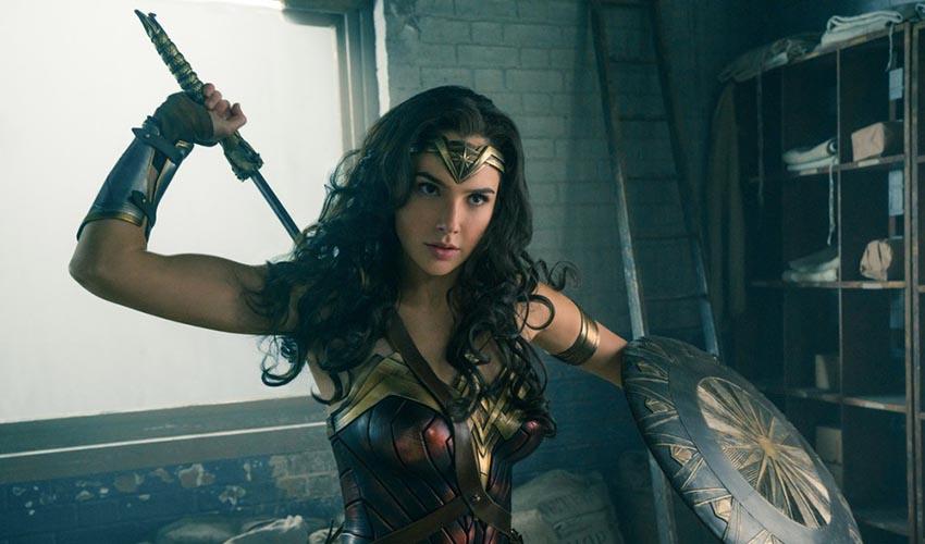 'Mulher-Maravilha' domina bilheteria brasileira pela 2ª semana seguida