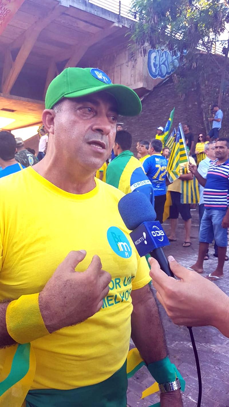 4fc53c781 Neiva dos Santos Ferreira (Foto  Cícero Portela   O DIA)