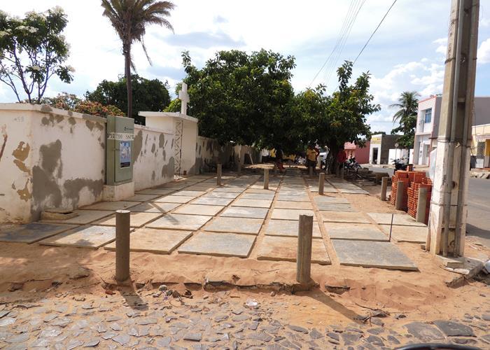 Prefeitura de Ituiutaba investe na melhoria dos cemitérios prevendo movimentação no finados