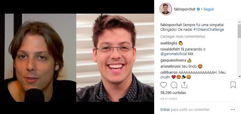 ... além de celebridades internacionais -casos, por exemplo, de Madonna,  Reese Witherspoon, Jessica Biel e Viola Davis- aderiram à brincadeira no  Instagram, ... 3428bf2cf2