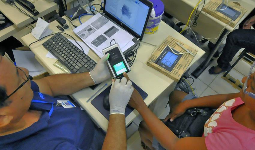 Termina amanhã a última etapa do recadastramento biométrico no Piauí