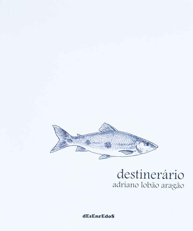 """Destinerário"""" é o mais novo trabalho do poeta Adriano Lobão Aragão ..."""