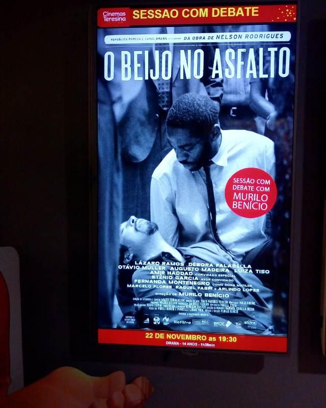 Baseado na obra de Nelson Rodrigues, o filme marca a estreia de Murilo Benício como diretor. Foto: Geici Mello