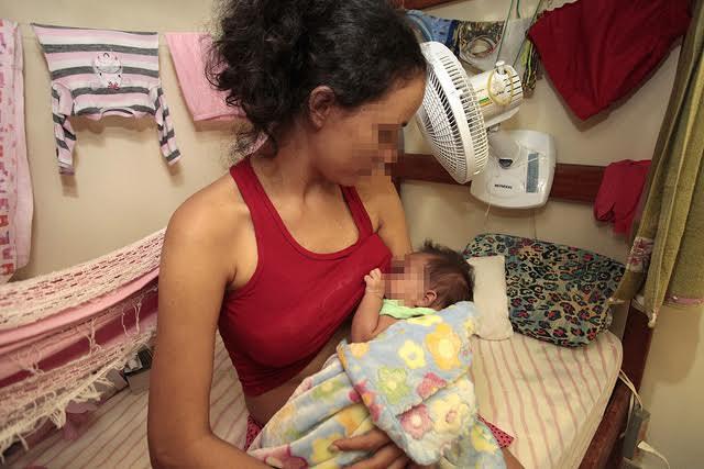 STF: presas grávidas e com filhos pequenos poderão cumprir prisão em casa