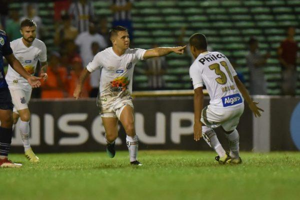 Mesmo os melhores times recentes do Santos ... 2ee9bf52a2c59