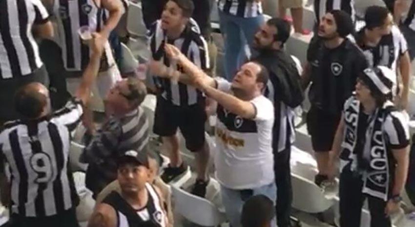 Assista aos melhores momentos da partida — Botafogo x Flamengo