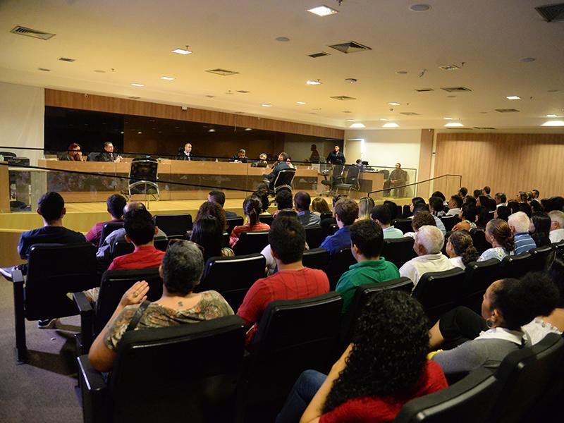 Julgamento de Moaci Moura da Silva Júnior, caso Salve Rainha