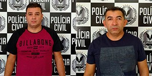 Greco prende dois suspeitos de tráfico e arrombamento a bancos