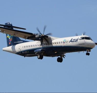 Azul volta a operar no aeroporto de Parnaíba dia 2 de julho