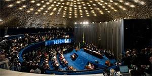Sessão desta terça tem debate entre advogados e discursos de senadores