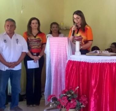 Vice-governadora participa da XII Festa do Vaqueiro