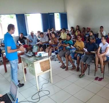 Prefeitura reúne comunidades rurais para debater saneamento básico
