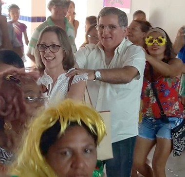 Semasc realiza carnaval com idosos, crianças e pacientes do CAPS