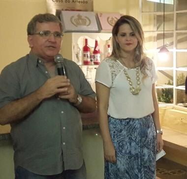 Solenidade marca reabertura da Casa do Artesão na cidade