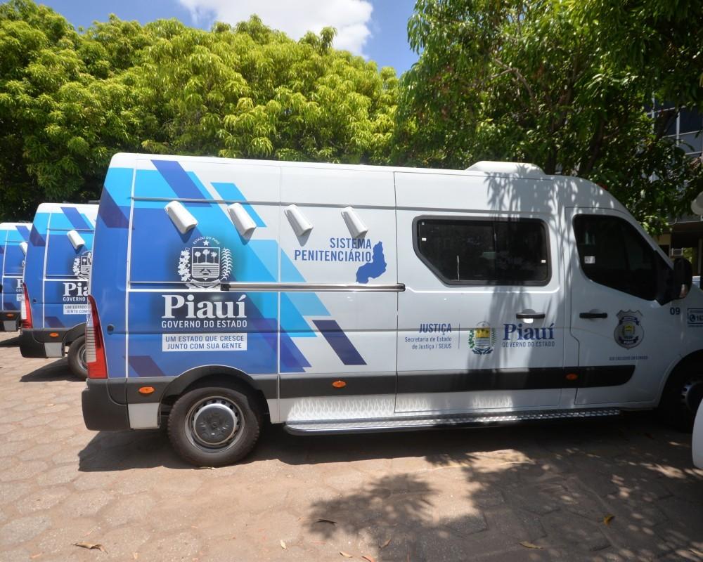 Detento é morto a tiros após tentar fugir de presídio em Oeiras - Portal O Dia