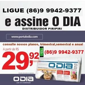 Assinatura Jornal ODIA