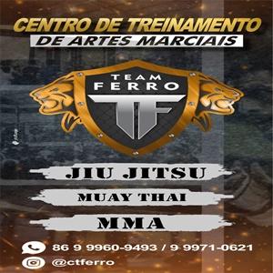 Centro de treinamento - artes marciais