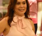 Tânia Miranda é madrinha da campanha Outubro Rosa