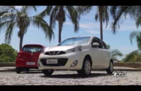 Motor Mais - Nissan New March