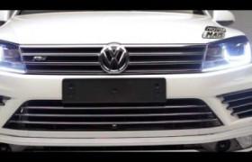 Volkswagen Touareg 2015.