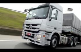 Nacionalização Mercedes Benz Actros