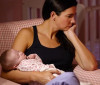 Uma em cada quatro mães brasileiras tem depressão pós-parto, diz estudo