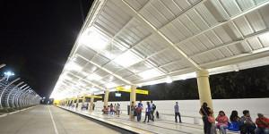 Prefeitura inaugura primeiro terminal de integração em Teresina, no bairro Dirceu