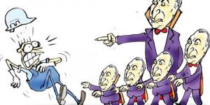 Charge: com aumento de impostos, o Governo avança sobre o bolso do brasileiro