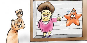 Charge DO DIA: Dilma culpa PT por possível pagamento de caixa 2 em campanha
