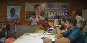 PMN homologa 31 candidatos a vereador em Teresina; partido vai apoiar Amadeu Campos